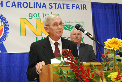 Local men inducted into NC 4-H Hall of Fame