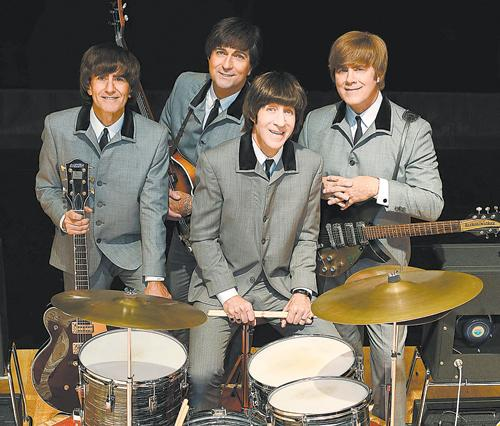 Beatles tribute band to perform at Dunn Center