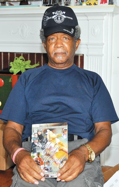 Rocky Mount man writes book about granddaughter