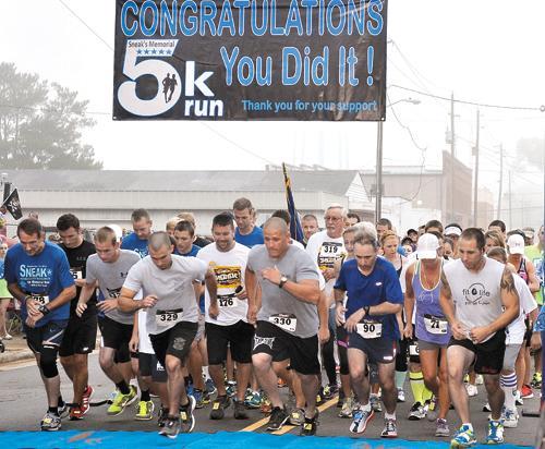 Runners raise money for foundation