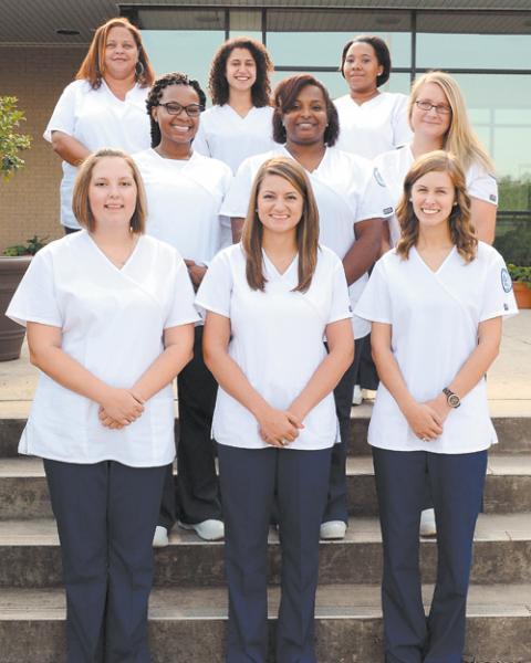 Medical Assistants graduate at NCC