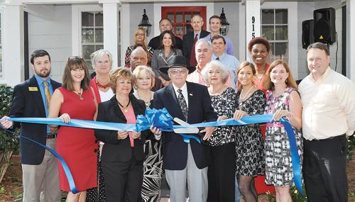 Local Realtors, appraiser celebrate opening