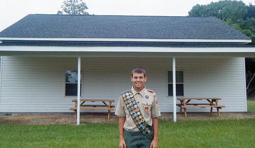 Nashville Boy Scout earns Eagle rank
