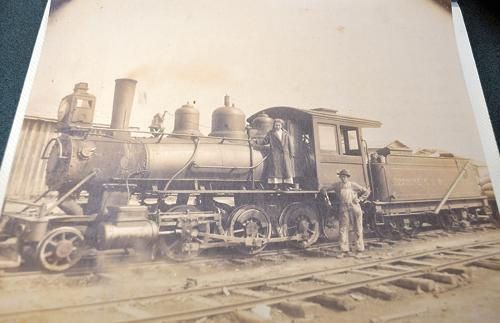 Family donates train bell to Town of Momeyer