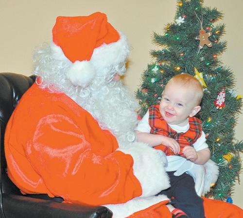 CHRISTMAS IN SPRING HOPE, 1