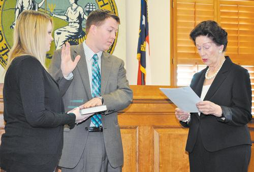Bass appointed as Nash County Public Administrator